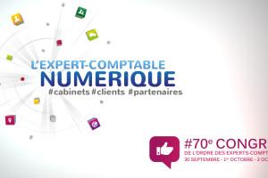 Congrès national des Experts-Comptables à Paris